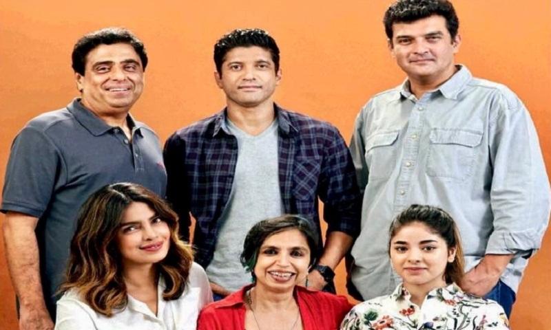 Priyanka Chopra, Farhan Akhtar starrer The Sky Is Pink gets a release date