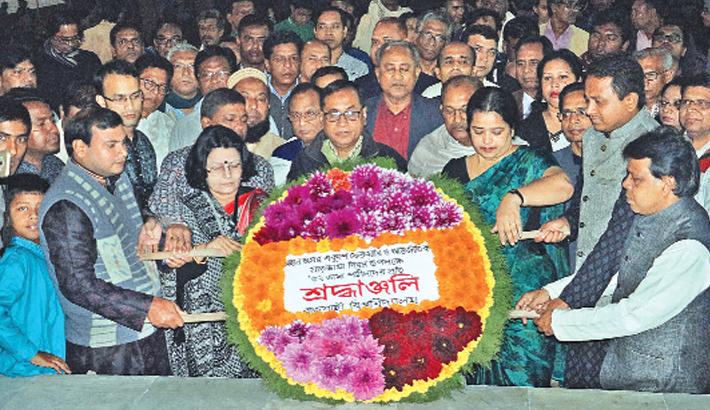 Glowing Tributes to Language Martyrs