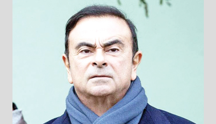 Ghosn held $260,000 Rio party billed to Renault-Nissan  Show documents
