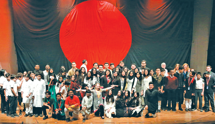 ISD celebrates cultural diversity of 27 nationalities