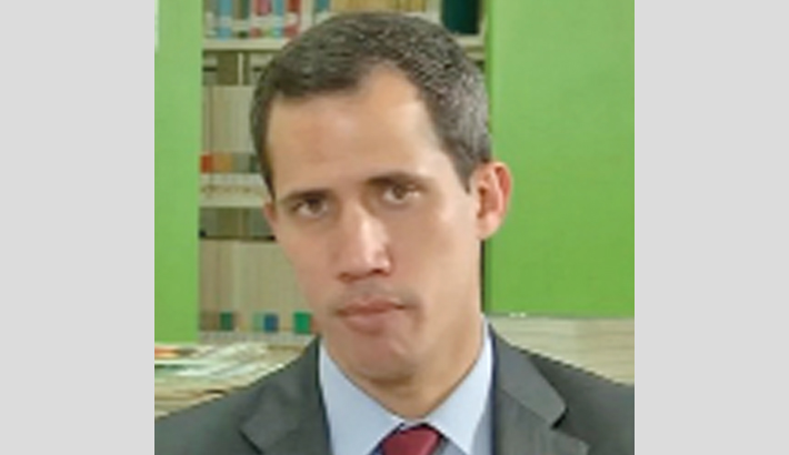 Russia warns Guaido against 'inviting foreign intervention'