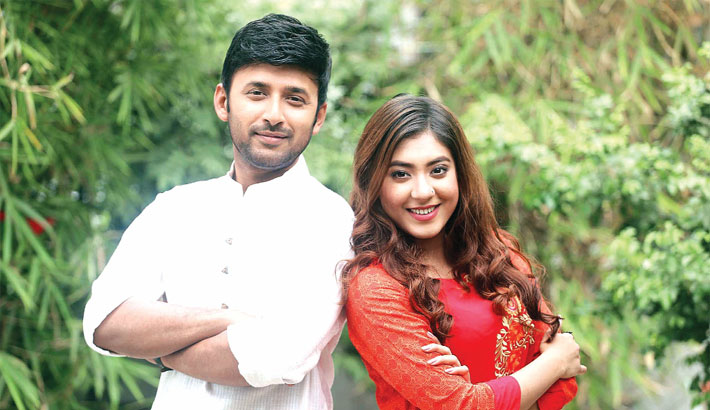 Monoj, Nila collaborate in TV play for first time