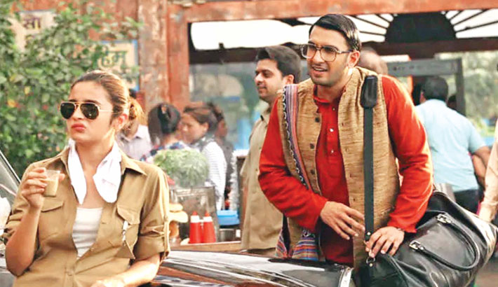 Gully Boy shows decline, earns Rs 95 cr in first week