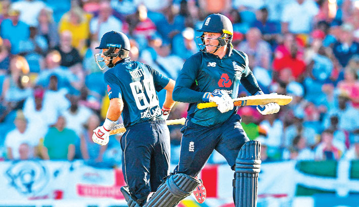 England post record chase to beat Windies