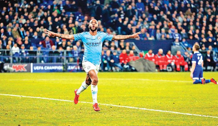 Sterling winner caps Man City comeback