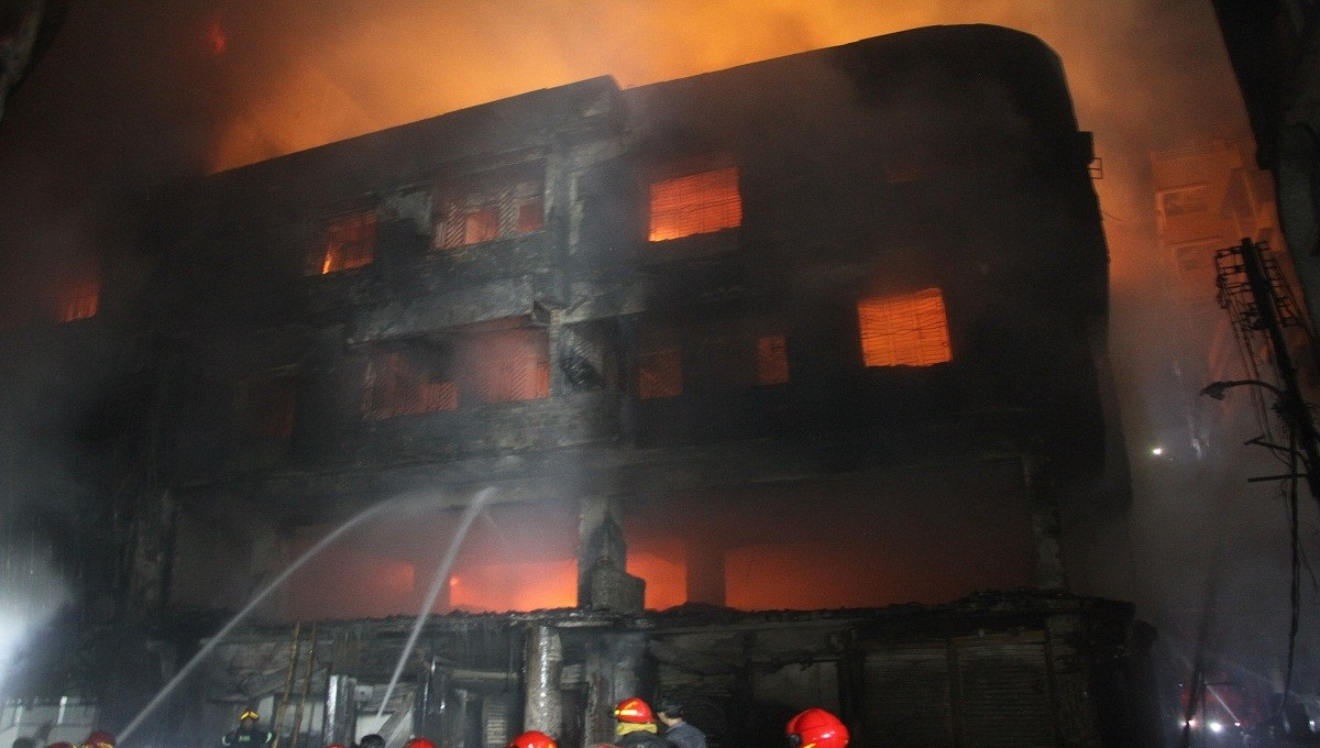 No one can avoid liability for Chawkbazar tragedy: Quader