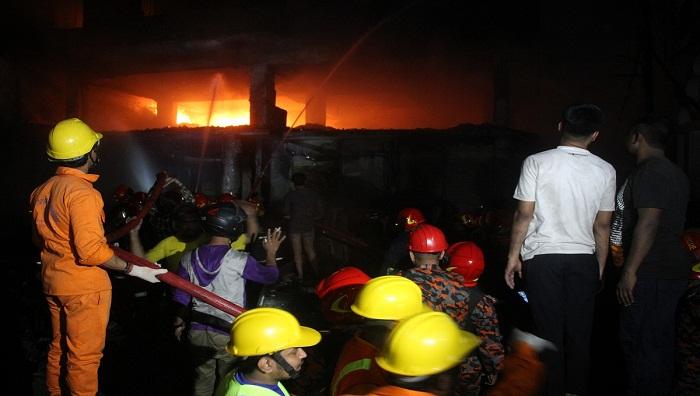 Will probe negligence behind Chawkbazar fire: Investigators