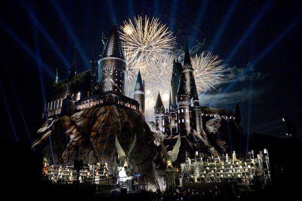 Universal Studios' new Harry Potter ride