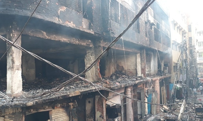Govt forms 5-member committee to probe Chawkbazar fire