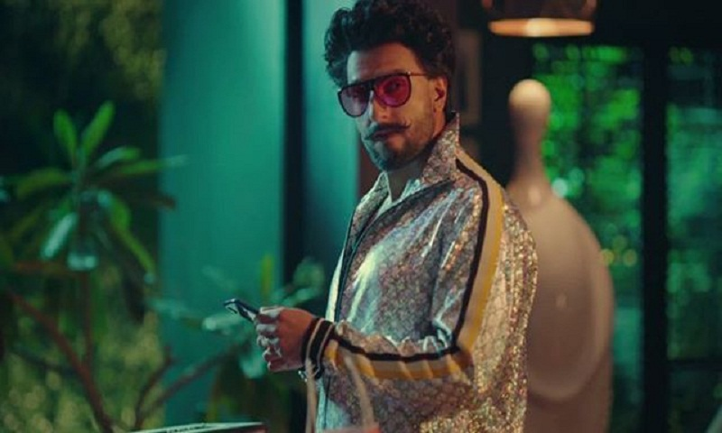 Deepika Padukone's comment on husband Ranveer Singh's crazy dance video is bang on