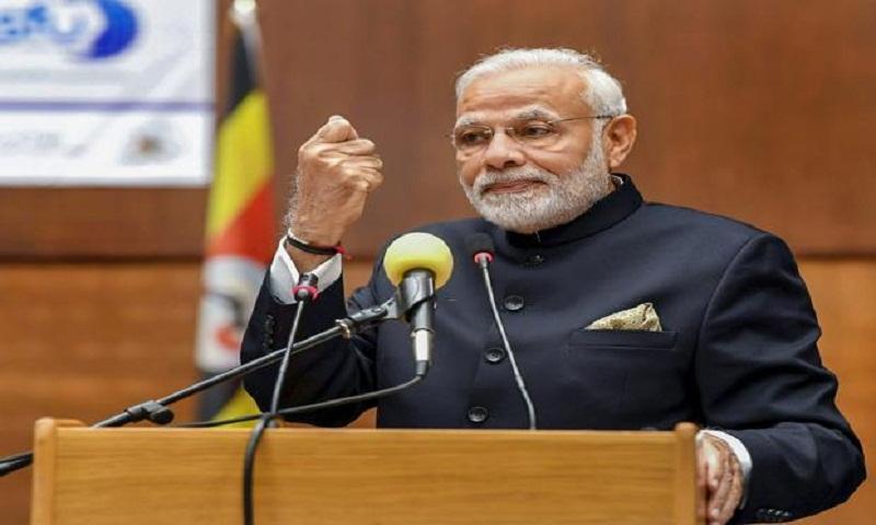 India's PM Modi honoured with Seoul Peace Prize