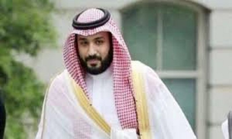 Saudi crown prince Salman meets Chinese official on Beijing visit
