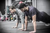 Simple 40 push-up can save your life