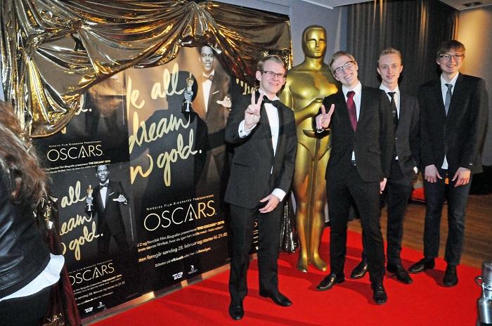 Hollywood royalty set for Oscars night