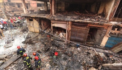 'Wahed Mansion' owners accused over Chawkbazar fire