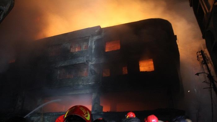 Chawkbazar fire: IEB forms 6-member probe committee
