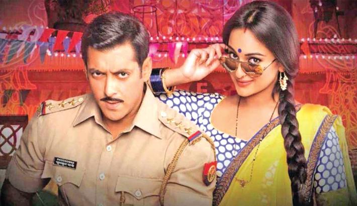 Salman, Sonakshi to begin Dabangg 3 shoot in April