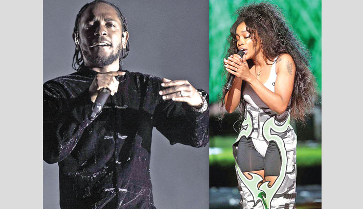 Lamar, SZA not performing Black Panther song  at Oscars
