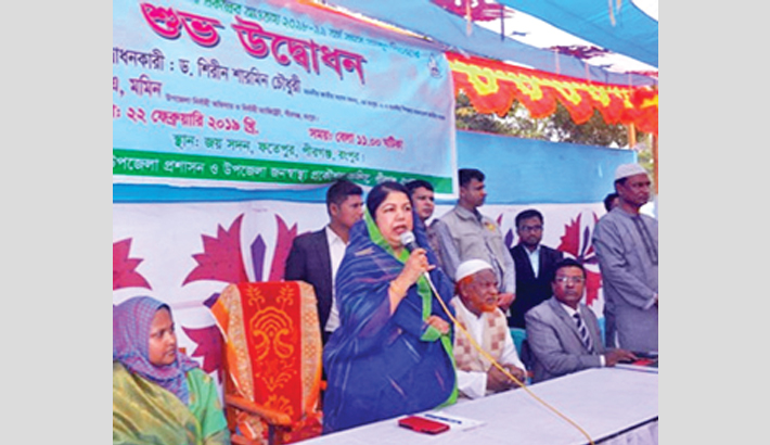 Dr Wazed worked selflessly for welfare of humanity: Speaker