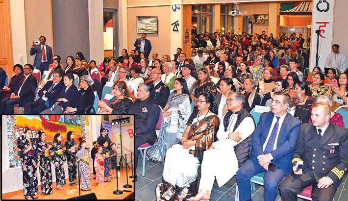 Int'l Mother Language Day observed abroad