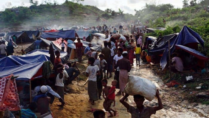 ASEAN 'invited' to help repatriate Rohingyas