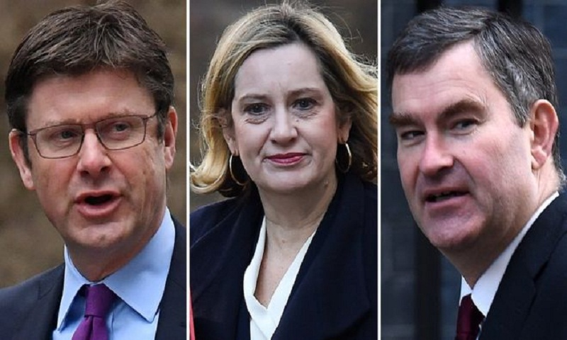Brexit: Greg Clark, Amber Rudd and David Gauke issue delay warning
