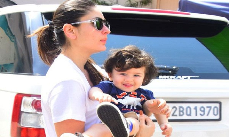 Kareena Kapoor on Taimur: Hiding his face from media will probably scar him more