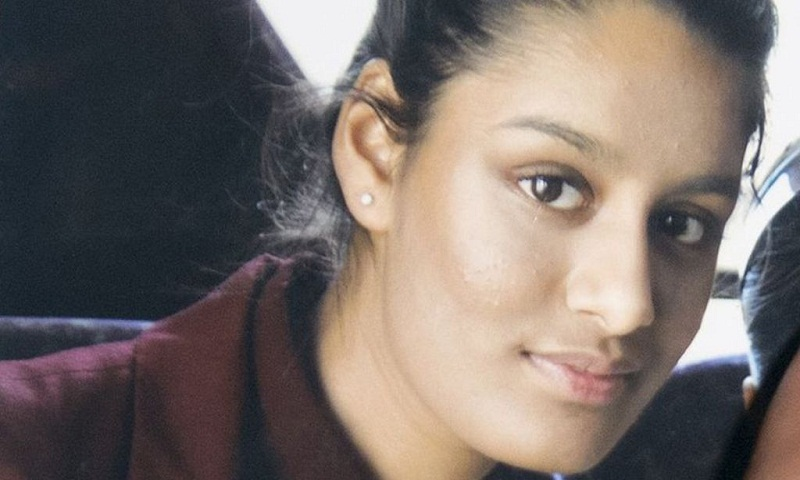 Shamima Begum in Syria: Where now for IS bride?