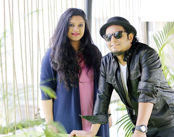 "Elita, Shuvo's duet song for ""Tea Stall"""