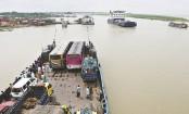 Ferry services on Paturia-Daulatdia route resume