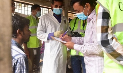 DNA samples collected to identify Chawkbazar's charred bodies