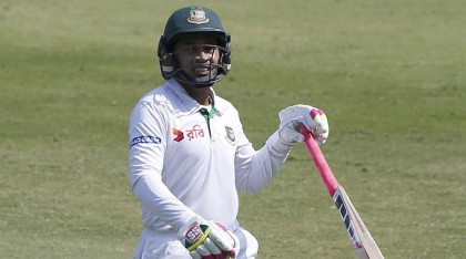 Mushfiqur Rahim uncertain in Test series against New Zealand