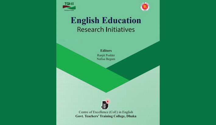English Education Research Initiatives:  A book by young researchers