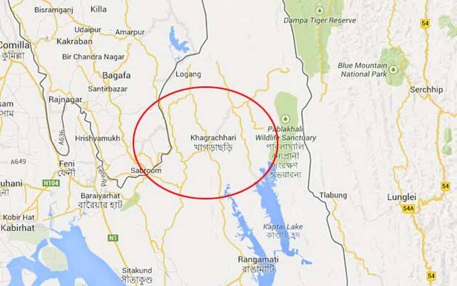 Two killed as tractor overturns in Khargachhari