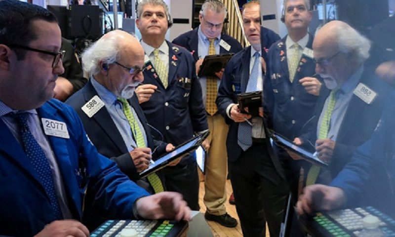 Global equities climb on hopeful trade talk vibes