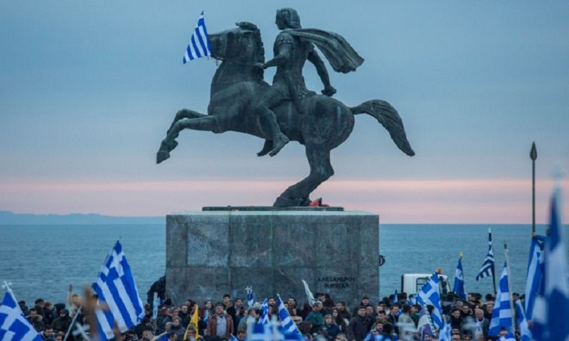 Greece's invisible minority - the Macedonian Slavs