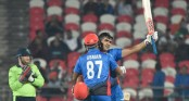 Afghanistan hit world record T20 score as Zazai demolishes Ireland bowlers