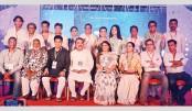 Biennial conference of Ovinoy Shilpi Sangha held