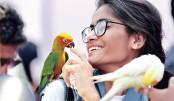 Bird fair draws huge crowd  in Ctg