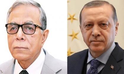 Erdogan condoles loss of lives in Chawkbazar