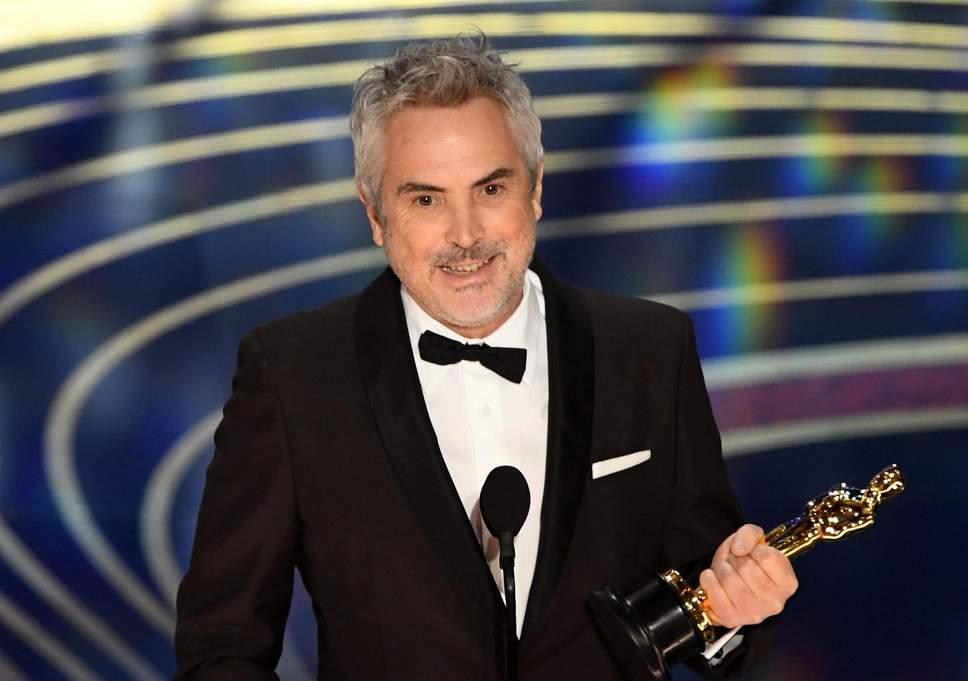 Best Director Oscar 2019 Alfonso Cuaron wins best director Oscar for 'Roma'   2019 02 25
