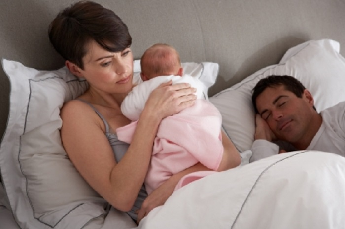 New parents face up to six years of disrupted sleep