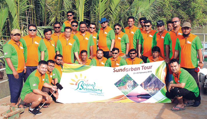 Sundarbans Tour of Beyond Boundary Traveling Club
