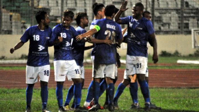 BPL Football: Bashundhara Kings topple Abahani from top