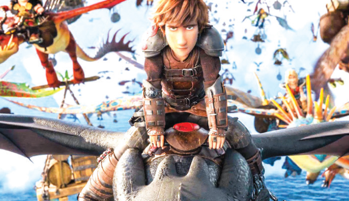 'How to Train Your Dragon: The Hidden World' : A Visually Dazzling Film