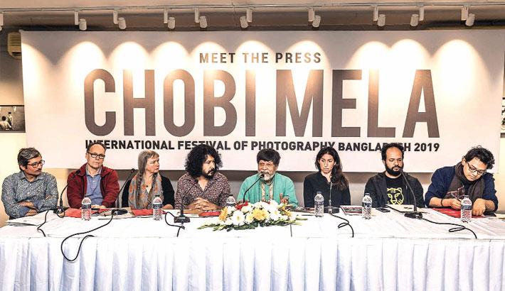 Tenth edition of Chobi Mela begins today