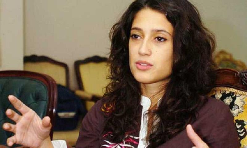 Fatima Bhutto seeks release of captured IAF pilot