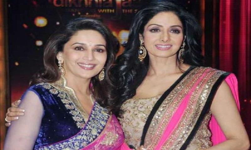 Madhuri Dixit on taking up Sridevi's role in Kalank