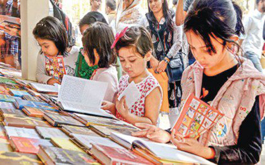 Curtain falls on month-long Ekushey book fair Saturday