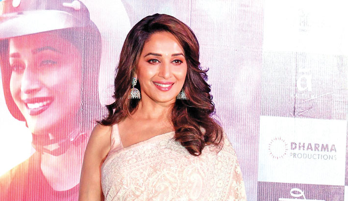 Stop asking actresses when they are making a comeback: Madhuri